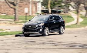 2016 kia sorento long term test review car and driver