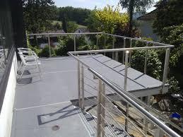 balkon edelstahlgelã nder wohnzimmerz balkon belag with willkommen bei fkwmetallbau de