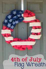 4th of july wreaths 4th of july patriotic flag wreath tutorial a s take