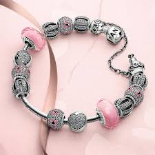 pandora charm silver bracelet images Love connection safety chain 342894 cheap pandora charms silver jpg