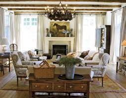 country chic living room the enchanted home rustic rambling and refined country chic