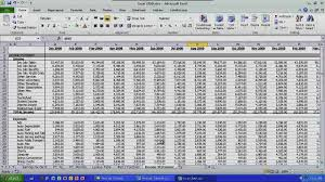 how to navigate cells rows u0026 columns in excel howcast the