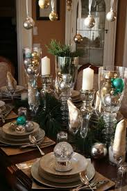 Christmas Table Decorations 243 Best Christmas Tablescapes Images On Pinterest Christmas