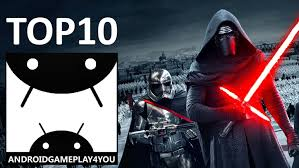 top 10 free star wars games for android 1080p youtube