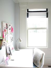 White Bedroom Blinds Life Love Larson Look For Less Challenge Diy Ribbon Trimmed