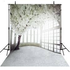 wedding vinyl backdrop aliexpress buy floral photography backdrop wedding vinyl