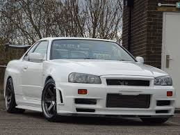 nissan skyline for sale uk used nissan skyline coupe 2 6 gt r 2dr in keighley west yorkshire