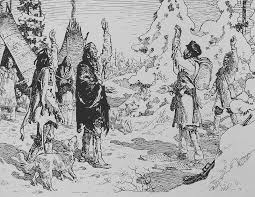 voyageur and aboriginal relations history and fur trade
