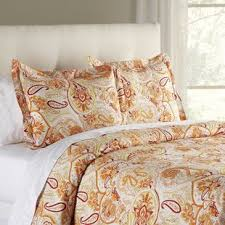 satin duvet cover sets you u0027ll love wayfair