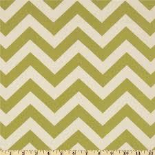 premier prints zigzag chevron summerland village yellow green