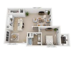 Income Property Floor Plans Floor Plans And Pricing For Macalpine Place Apartments Dunedin Fl