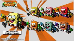 image nicktoons spongebob squarepants palette swap by
