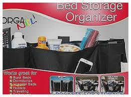 Bunk Bed Storage Pockets Storage Bed Bunk Bed Storage Pockets Fresh Organice Bedside