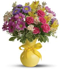 florist birmingham al teleflora s color it happy in birmingham al norton s florist