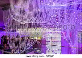 Chandelier Las Vegas Cosmopolitan Chandelier Bar In The Cosmopolitan Las Vegas Nevada Stock Photo