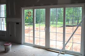 Patio Doors Vs French Doors by Construction Through Mid May Looking Good Vinyl Sliding French