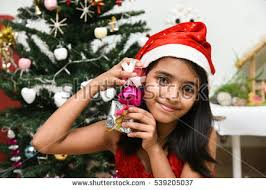 helper pretty santa stock images royalty free images