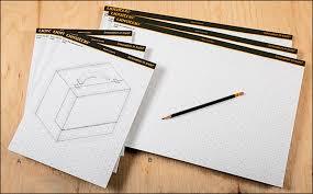 veritas isometric drawing pads lee valley tools