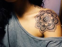 cool tattoos for on shoulder on shoulder for