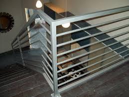 Steel Handrails For Steps Railings V U0026 M Iron Works Inc In The San Jose Bay Area