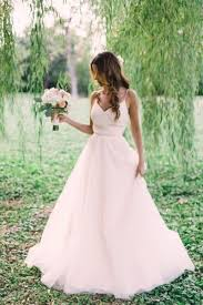pink wedding dress these millennial pink wedding dresses will make you the coolest