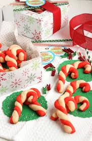 the 25 best candy cane biscuits ideas on pinterest christmas