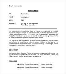 business memo format sample sample casual memo letter examples format business templates free