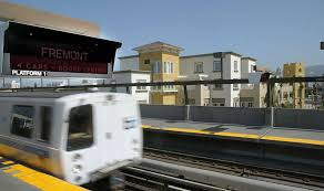 Political Ads Banned From San Francisco Buses Trains Bill Pushing Apartments And Condos Near Transit Loses Crucial