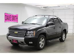 used 2010 chevrolet avalanche 1500 lt sport utility short box for