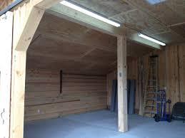 restorations custom barn interior