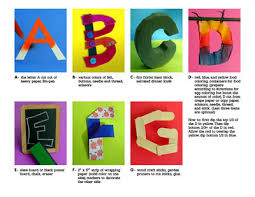first 7 letters of alphabet