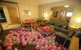 balloons for him virat s birthday celebrations includes anushka balloons and