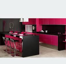 pink and black kitchen marvelousnye com