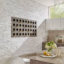 Split Face Stone Backsplash by Tile Style Out Of The Ordinary Wall Tile