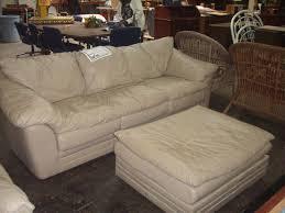 Loveseat Ottoman 3pc Sealy Leather Couch Loveseat Ottoman