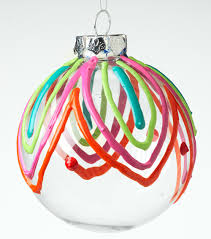 6 ways to transform your ornaments with paint ilovetocreate