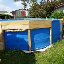 rivestimento in legno per piscine fuori terra come abbellire una piscina fuori terra o seminterrata ecco 20