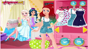 House Design Makeover Games Ariel Moves In With Eric Disney Princess Ariel House Makeover