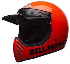 retro motocross helmet bell moto 3 helmet full face motorcycle classic vintage dot ebay