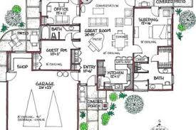 large bungalow house plans 25 large cottage house plans cottage style