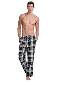 cyz s 100 cotton soft flannel plaid pajama