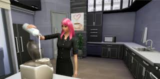 ice cream maker the sims 4 cool kitchen stuff sims online