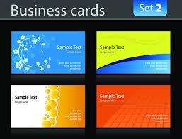 sample business card templates free download visiting card design templates dalarcon com business card design vector card design ideas