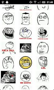 Every Meme Face - freapp instant memes a meme face for every occasion your answer