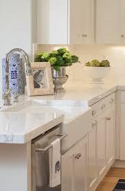 marmorplatte küche arbeitsplatte marmor weiß wandschrank moderne küchen