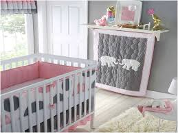 Elephant Crib Bedding Set Pink Elephant Crib Bedding Set Home Design U0026 Remodeling Ideas