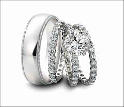 matching wedding bands for him and walmart his and hers matching wedding bands evgplc