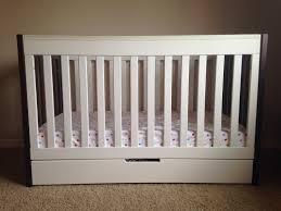 Babyletto Modo 3 In 1 Convertible Crib by For Sale 550 Babyletto Modern Mercer Crib Dresser Mattress