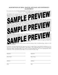 waiver and release form for use of guest house legal forms and