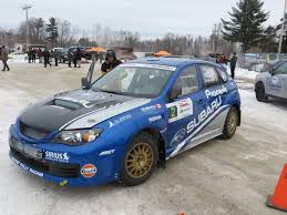 subaru rally racing subaru continues relationship with canadian rally purchasingb2b